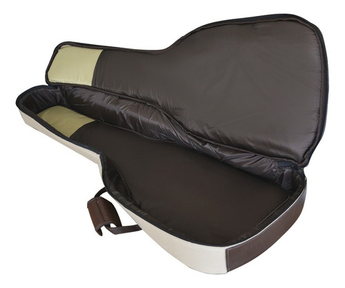 Bag Capa Para Violao Classico Titanium Bs + Nf