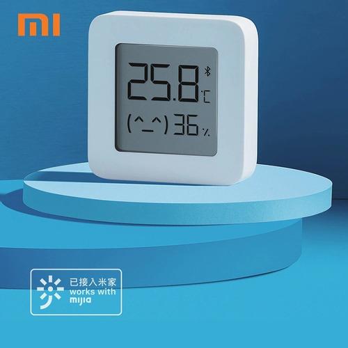 Imagen 1 de 10 de  Xiaomi Termómetro Higrómetro Digital Inteligente Bluetooth
