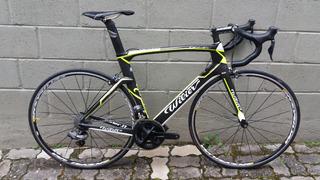 Bicicleta Wilier Triestina Tamanho 53 10 Velocidades