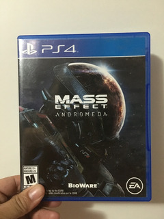 Juego Ps4 Original Fisico Mass Effect Andromeda + Flete