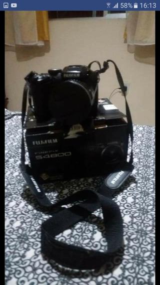 Camera Digital Semi Profissional Com Super Zoom 30 X