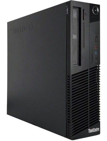 Cpu Lenovo M72e Dual Core 8gb 120gb Win.10 - Promoção!