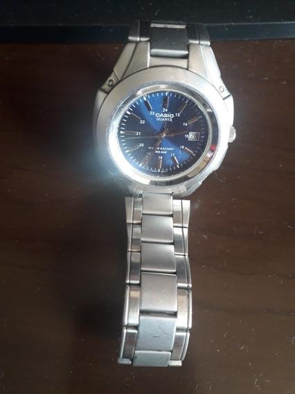 Relógio Casio Mtp 3050 Usado Bem Conservado Impecável