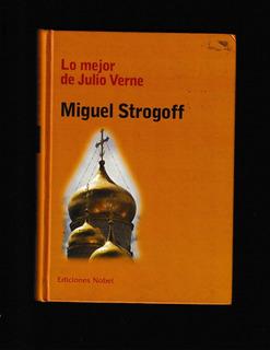 Miguel Strogoff - Julio Verne - Pasta Dura