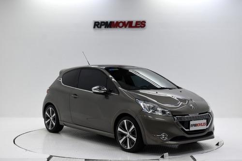 Imagen 1 de 13 de Peugeot 208 Xy 1.6t 2014 Rpm Moviles