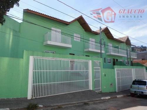 Sobrado Para Venda Em Taboão Da Serra, Jardim Pazini, 2 Dormitórios, 1 Banheiro, 1 Vaga - So0603_1-1009897
