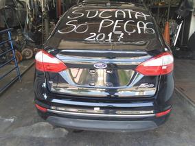 New Fiesta 1.6 Sucata Motor Cambio Portas E Acabamentos
