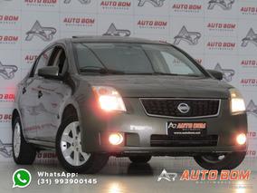 Nissan Sentra 2.0 Sl Xtronic Aut. C/ Teto Solar 4p