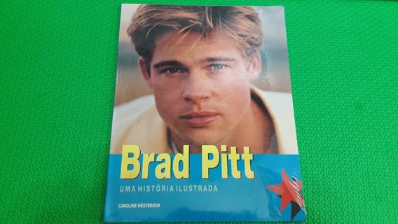 Livro Brad Pitt Uma História Ilustrada Cinema Filme