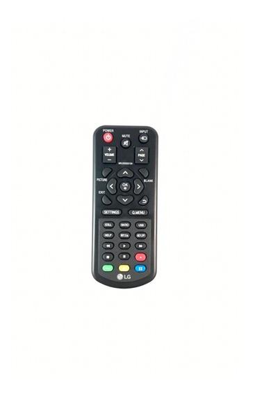 Controle Projetor Lg P150g Mkj50025134 Novo Original