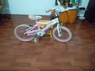 Bicicleta Musetta Fantasy Niña
