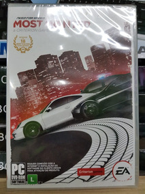 Need For Speed Most Wanted Pc - Lacrado Novo