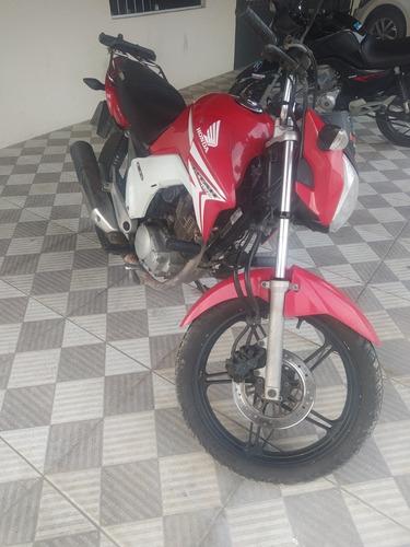 Imagem 1 de 6 de Honda Titan 150