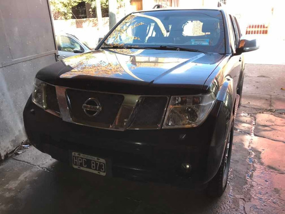 Nissan Pathfinder 2008 2.5 Le 4x4 5at