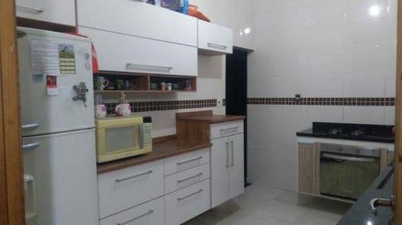 Casa Em Vila Nossa Senhora De Fátima, São Vicente/sp De 0m² 3 Quartos À Venda Por R$ 265.000,00 - Ca312653