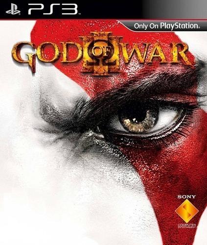 God Of War 3 - Ps3 - Instalar Via Pendrive