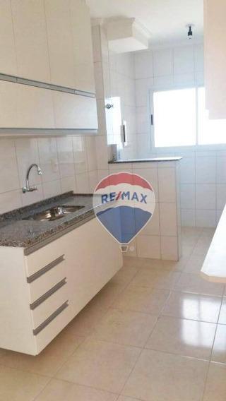 Apartamento Residencial Para Venda E Locação, Jardim Bela Vista, Nova Odessa. - Ap0047