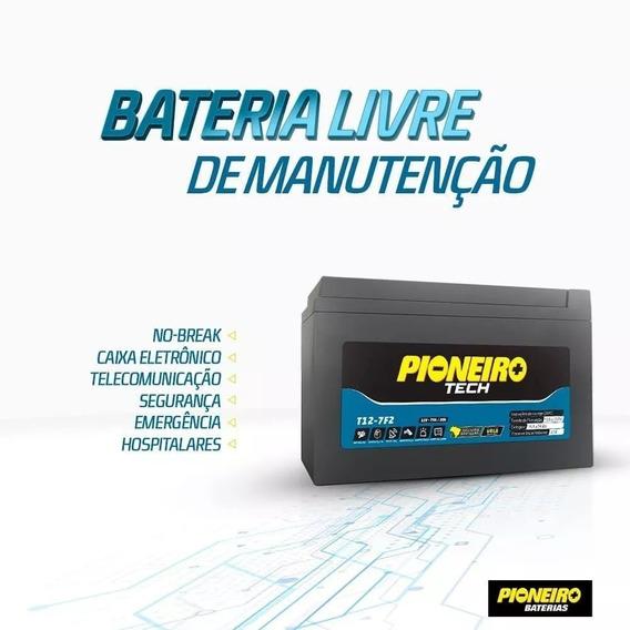Bateria Estacionaria Vrla Pioneiro Tech 12v 7a