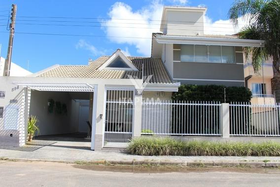 Casa Mobiliada Na Meia Praia - 03 Quartos - Ref 587