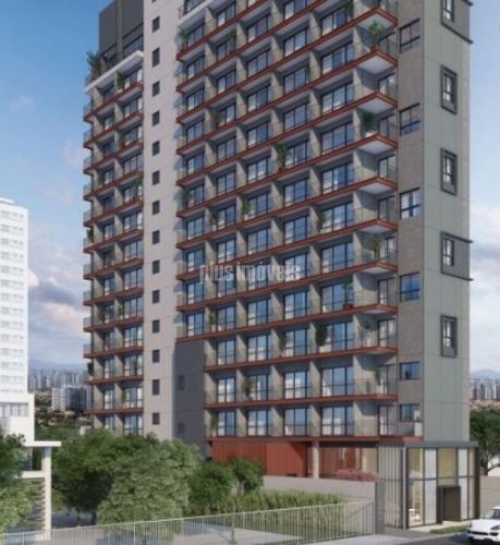 Apartamento Dormitório Vaga Em Moema!!! - Pp18957