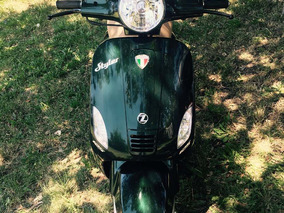 Zanella Styler 125cc (depto De Maldonado)