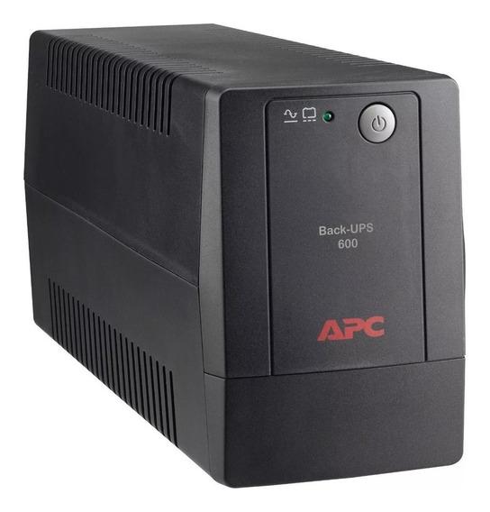 Ups Apc Bx600l-lm 600va Backups Regulador De Voltaje