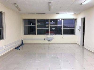 Sala Comercial Com 50 M² Sem Vaga Na Faria Lima, Jardim Paulistano - Sa0045