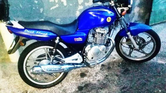 Moto Suzuki Yes En 125 2008 / Nao Honda - Fan - Cg - Ybr