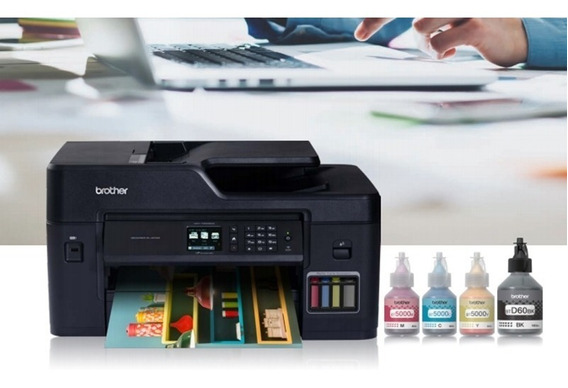 Multifuncional A3 Brother Mfc-t4500dw T4500 Color