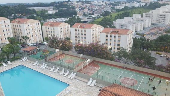 Apartamento Residencial À Venda, Jardim Caiapia, Cotia - . - Ap0058