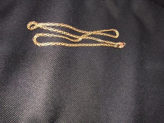 Corrente De Ouro 18 Kilates.