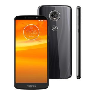 Celular Motorola Moto E5 Play 16gb Dual Chip Prata Anatel 4g
