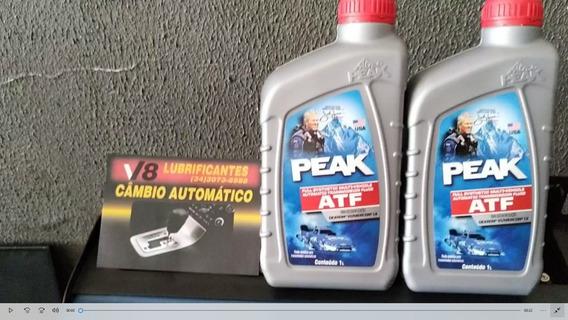 Peak Dexron Vi Óleo Cambio Automático Sintético Kit 12 Unid.