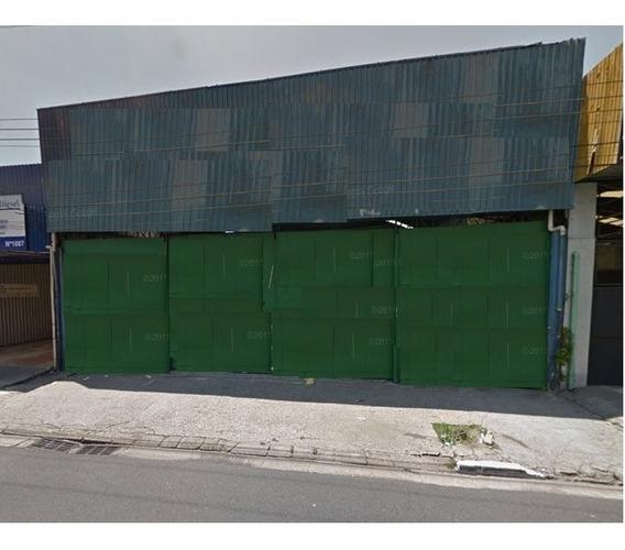 Galpão Em Ipiranga, São Paulo/sp De 650m² Para Locação R$ 10.000,00/mes - Ga294872