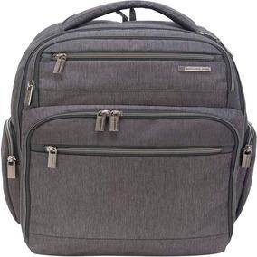 Mochila Banker Backpack 802 Graphite 14 Pulgadas Saxoline
