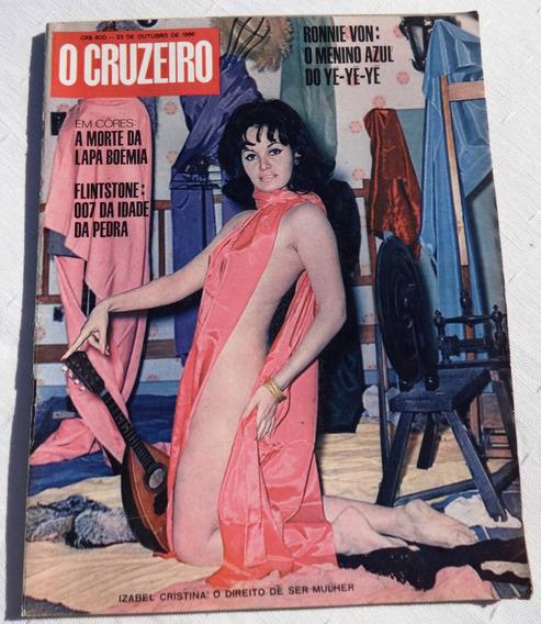 O Cruzeiro Nº 4: Ronnie Von - Náutico - Hanna-barbera - 1966