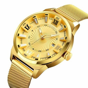 T) Relógio De Pulso Skmei Masculino Frete Grátis-promoção