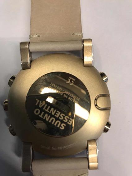 Relógio Sunnto Essential Gold