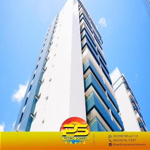 (oportunidade) Apartamento Em Tambauzinho Com 3 Suites - Ap4045