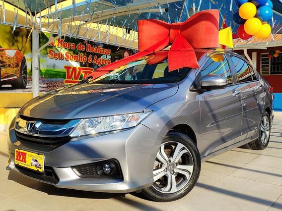 Honda City 2015 Ex 1.5 Flex