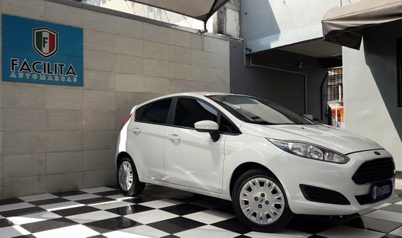 Ford New Fiesta 1.5 S Hatch Flex 4p Manual Completo