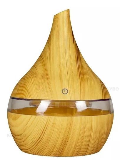 Humificador Ultrasonico Difusor De Aroma Aromaterapia 300 Ml