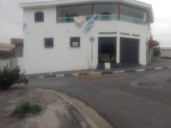 Salão Comercial Avenida Ótima Localização - Sl0017