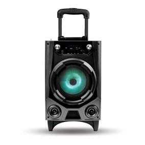 Bafle Amplificado De 7 4000w Bluetooth Usb Sd Pp-baf79