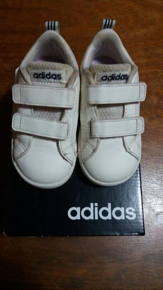 Tênis adidas Branco Infantil 20 Brecho Rainhos