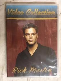 Dvd + Cd - Rick Martin - Vídeo Collection - Novo, Lacrado