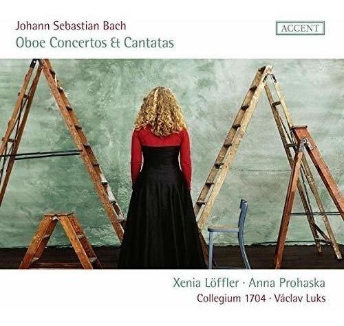 Bach J.s. / Loffler / Prohaska Oboe Concertos & Cantatas Cd