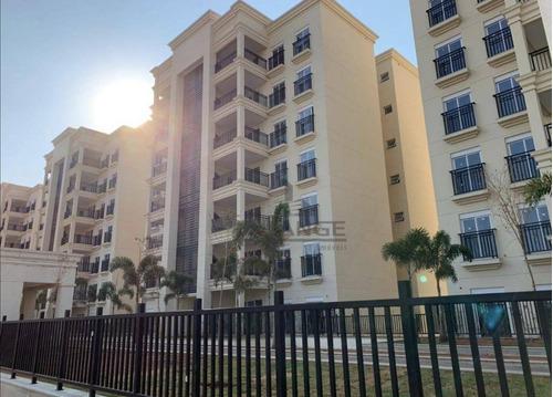 Apartamento Com 3 Dormitórios À Venda, 91 M² Por R$ 700.000,00 - Swiss Park - Campinas/sp - Ap19316