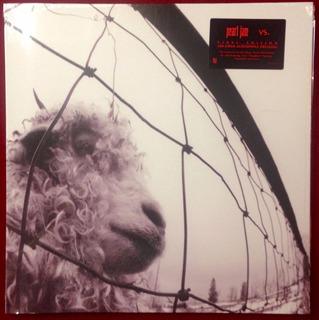 Pearl Jam - Vs [vinyl New] 180 Lp Vinilo Disponible!