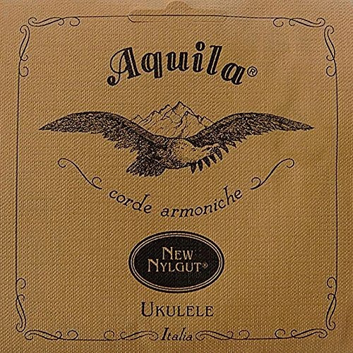 Aquila New Nylgut - Cuerdas De Aq-21 - Ukelele Baritono Low